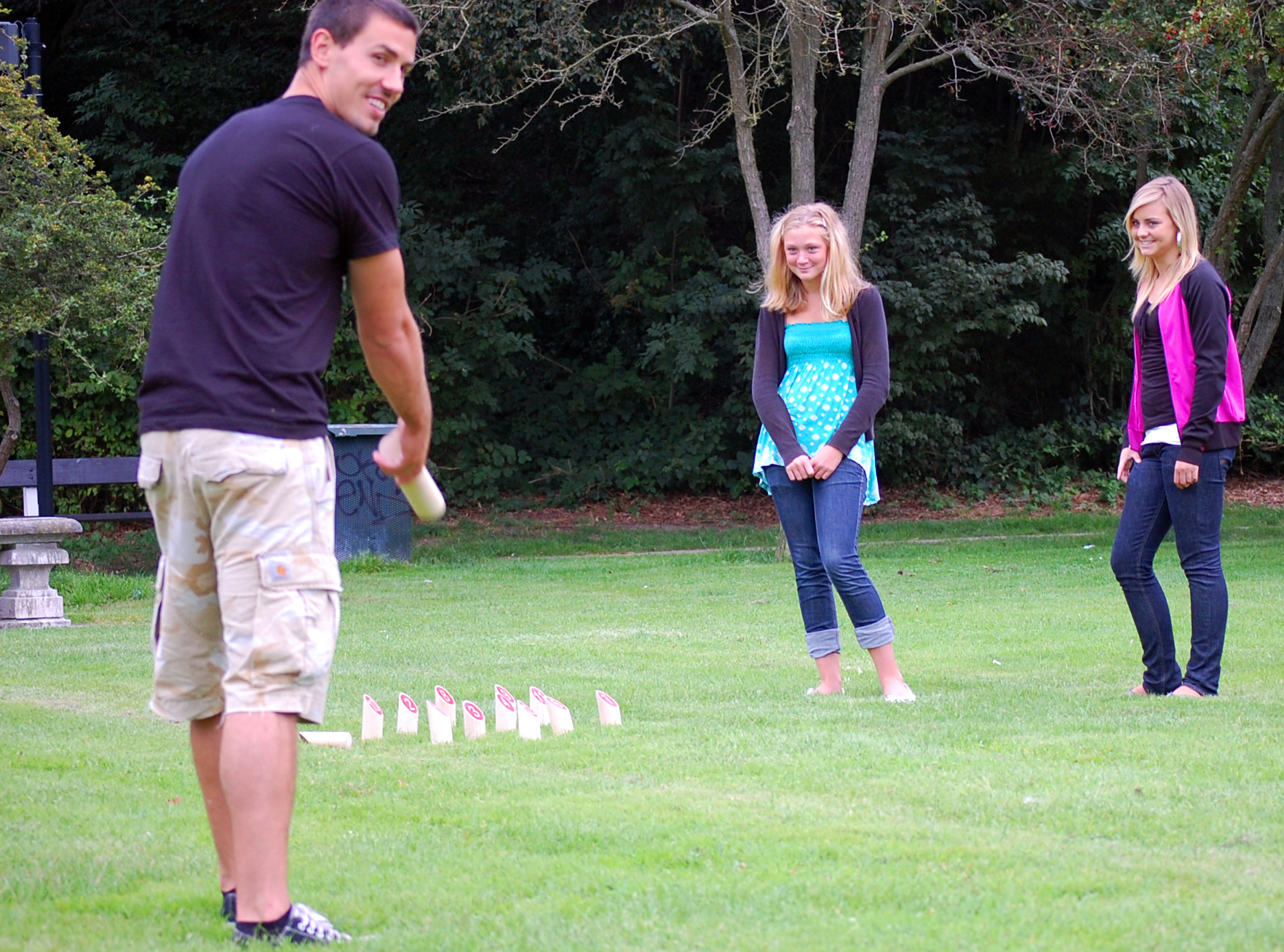 Image of   Bex Number Kubb Basic - Birch træ i Colourbox