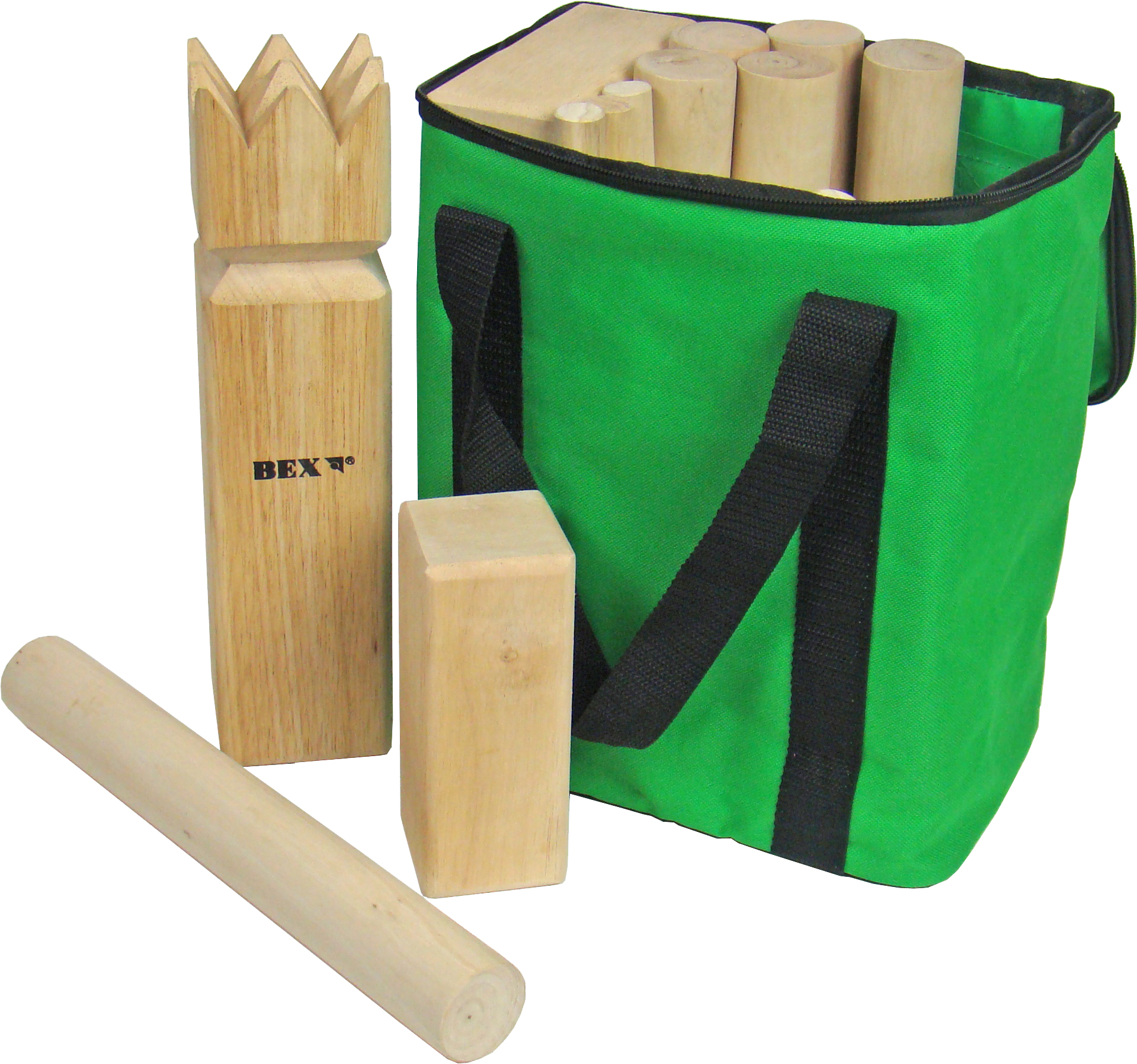 Image of   Bex Kubb Viking Canvas Taske