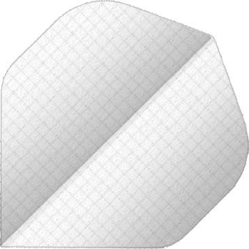 Image of   BULL'S Nylon Fly Standard A-Shape - Hvid