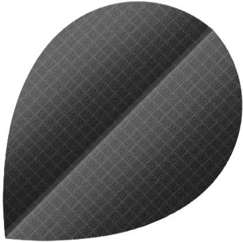 Image of   BULL'S Nylon Fly Pear Shape - Sort