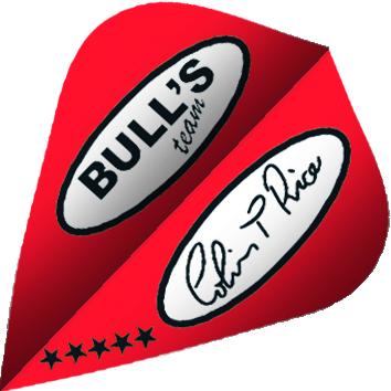 Image of   BULL'S 5- Star Fly Kite Shape - T Rice