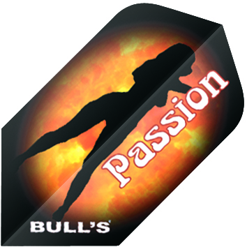 Image of   BULL'S Motex Fly Slim Shape - Passion