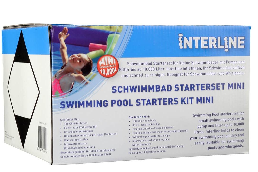 Interline Zwembad Mini Starterset