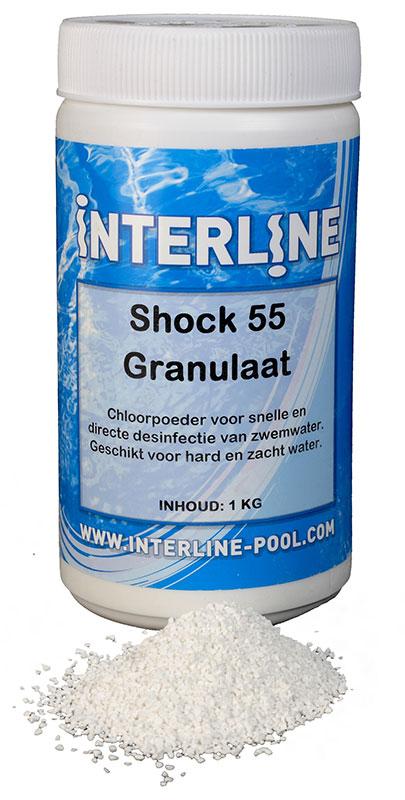 Interline Chloorgranulaat 1 kg