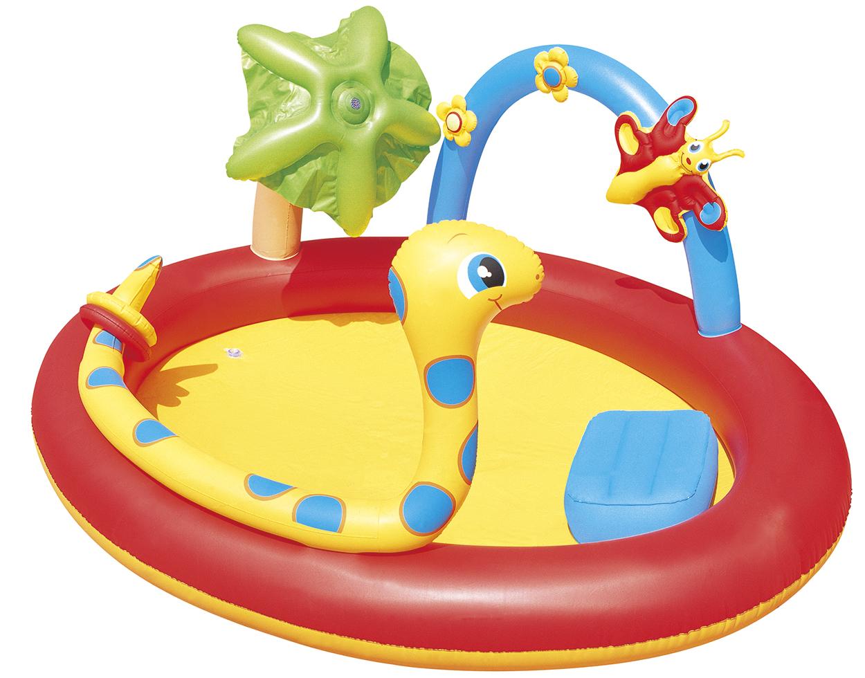Image of   Bestway Play & Grow Børne Play Pool - 193 x 150 cm