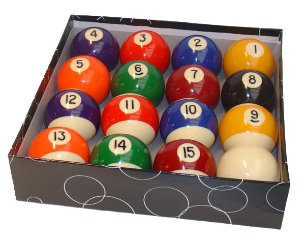 Poolballen 57.2 mm