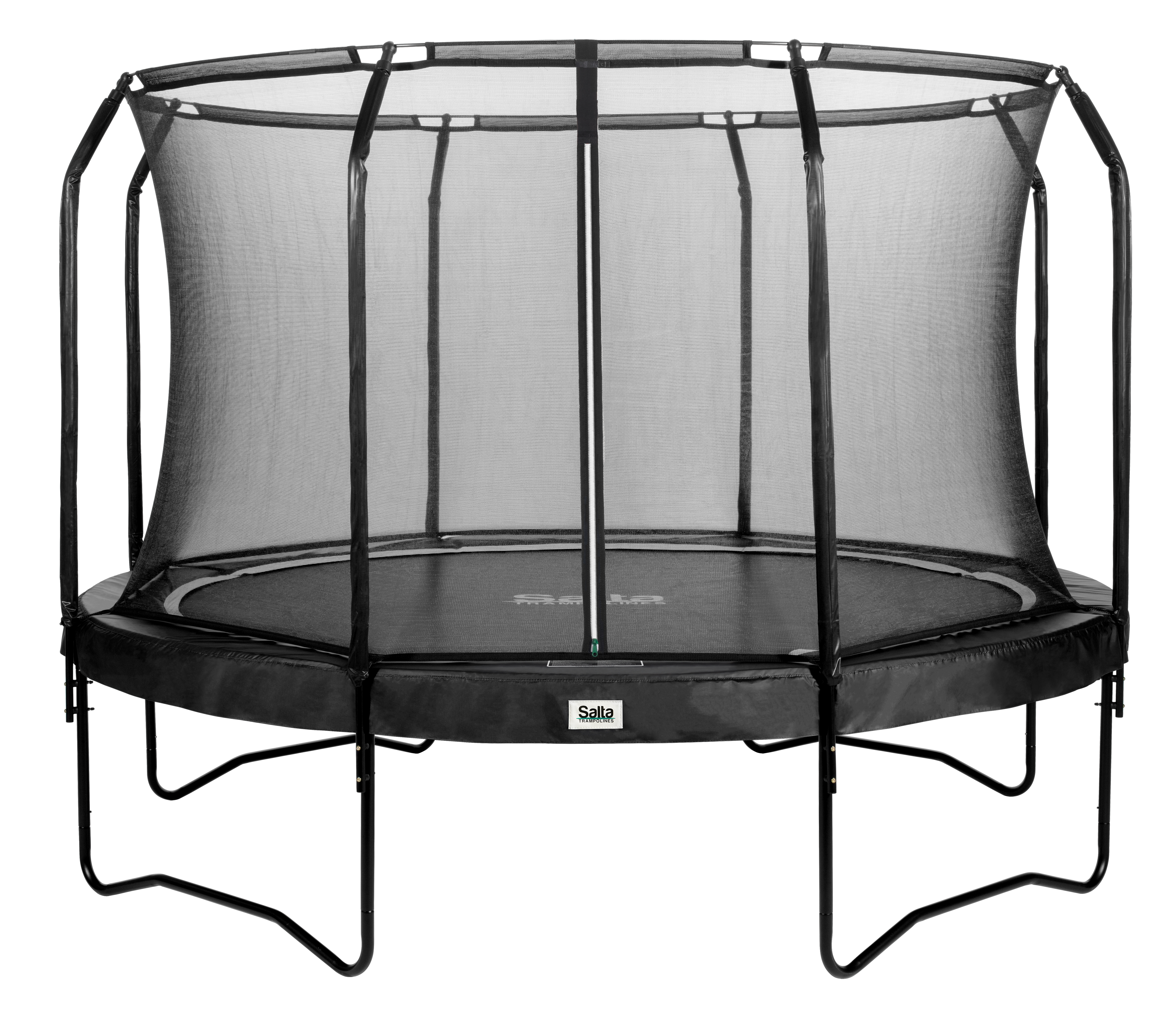 Image of   Salta Premium Black Edition Trampolinesæt - Black - 366 cm