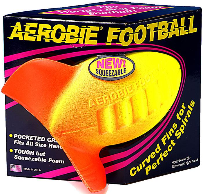 Image of   Aerobie Fodbold