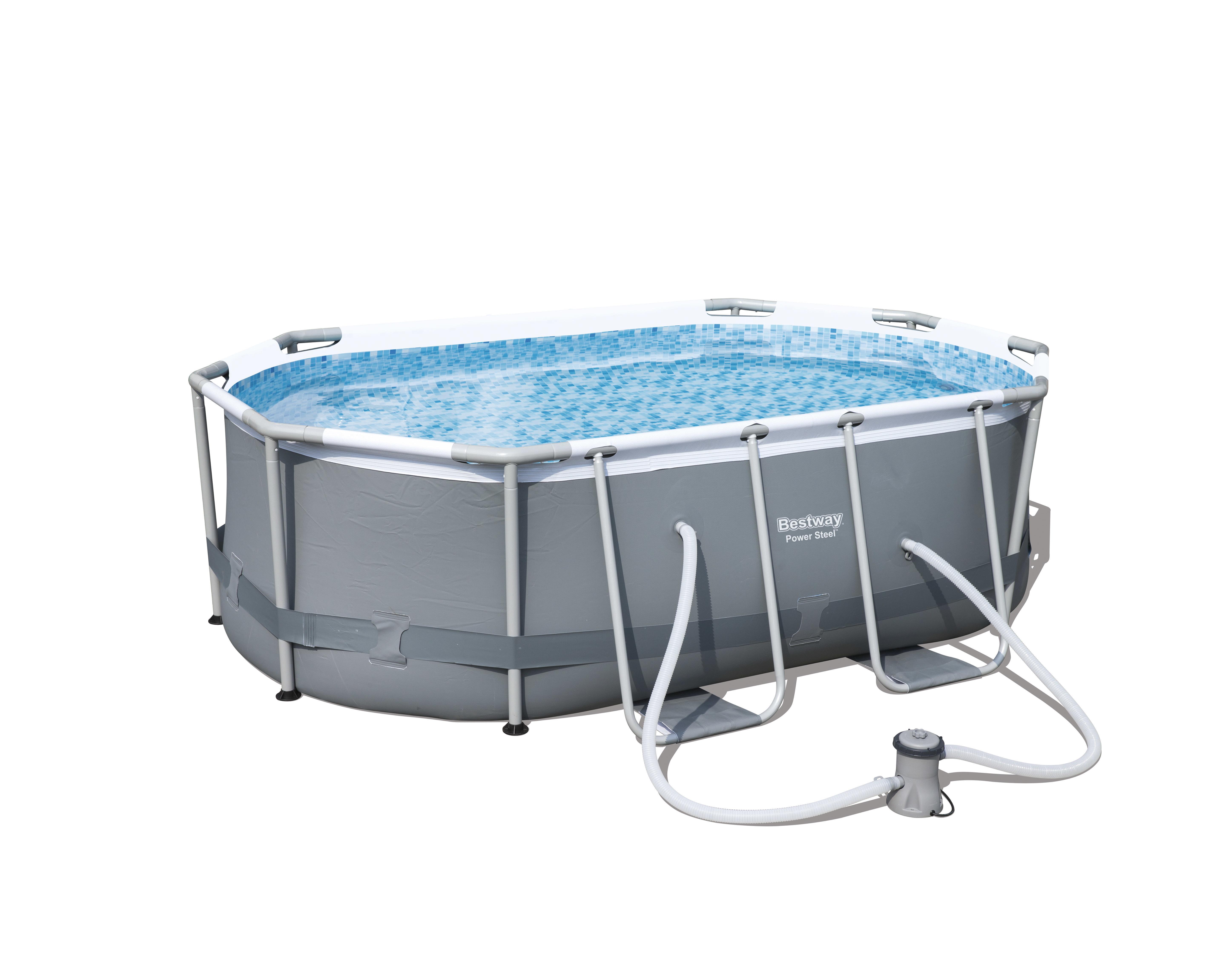 Bestway Levant Zwembad Frame 300 X 200 Cm kopen in de aanbieding