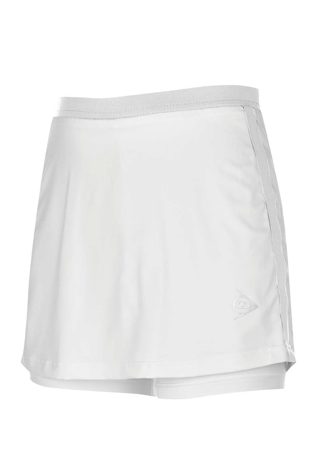 Image of   Dunlop AC Club Broekrok Dames - Wit - L