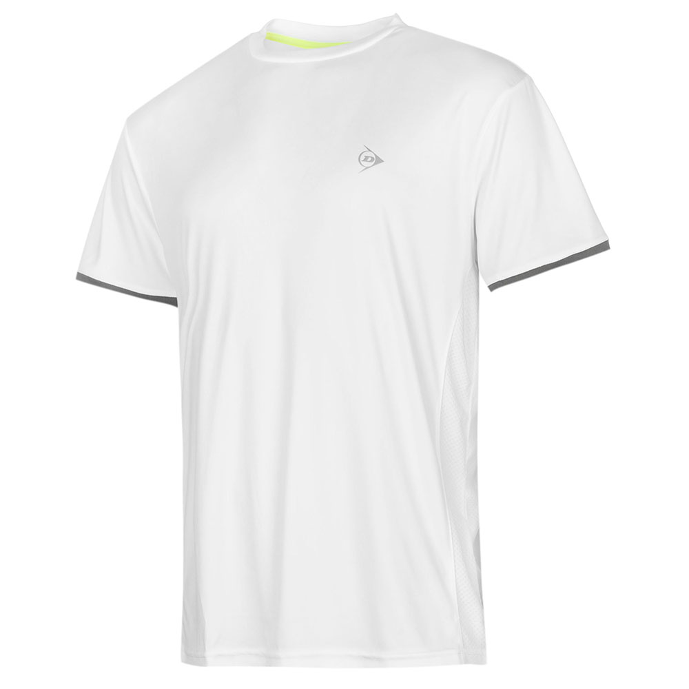 Image of   Dunlop AC Club Crew T-shirt Jongens - Wit / antraciet - 152
