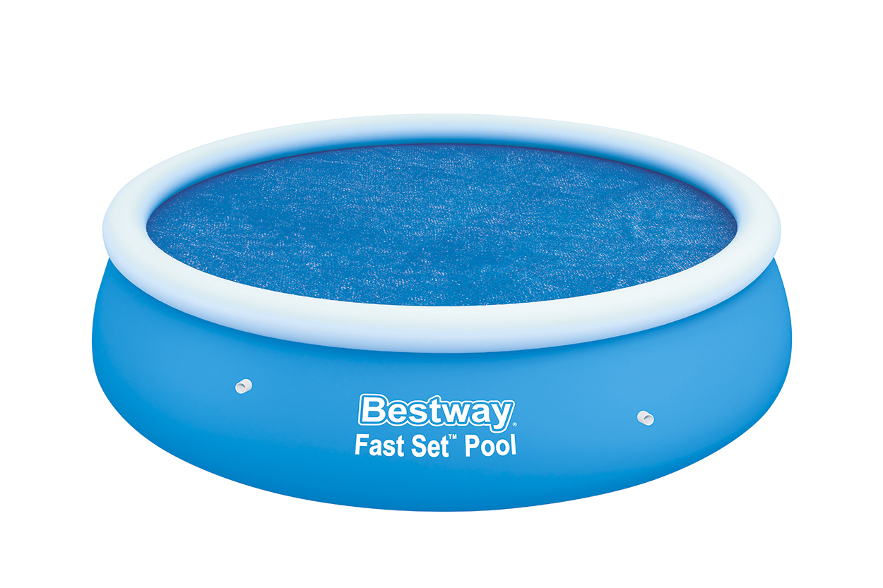 Image of   Bestway Round Solar Cover - 2,10 m