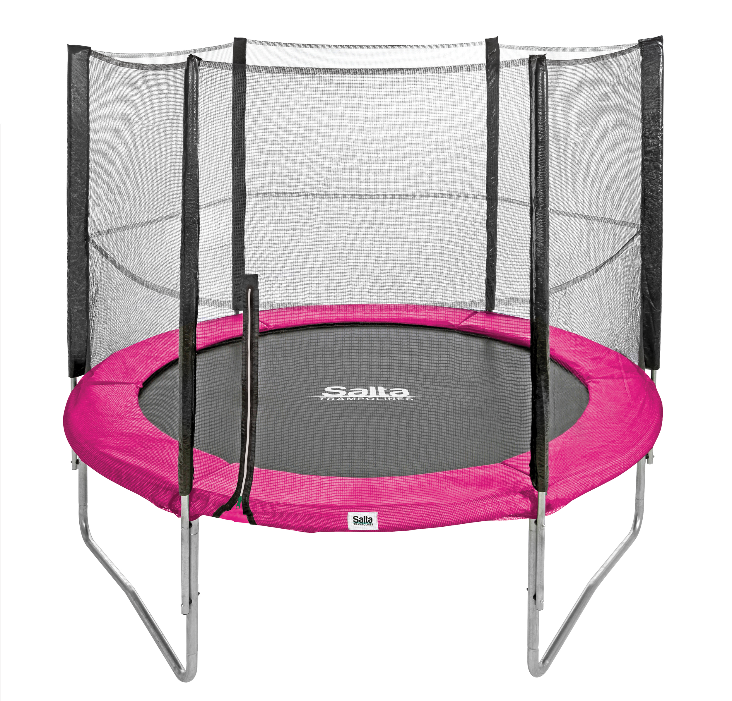 Image of   Salta 8 ft Disport Combo Trampolin runde - 244 cm - Pink