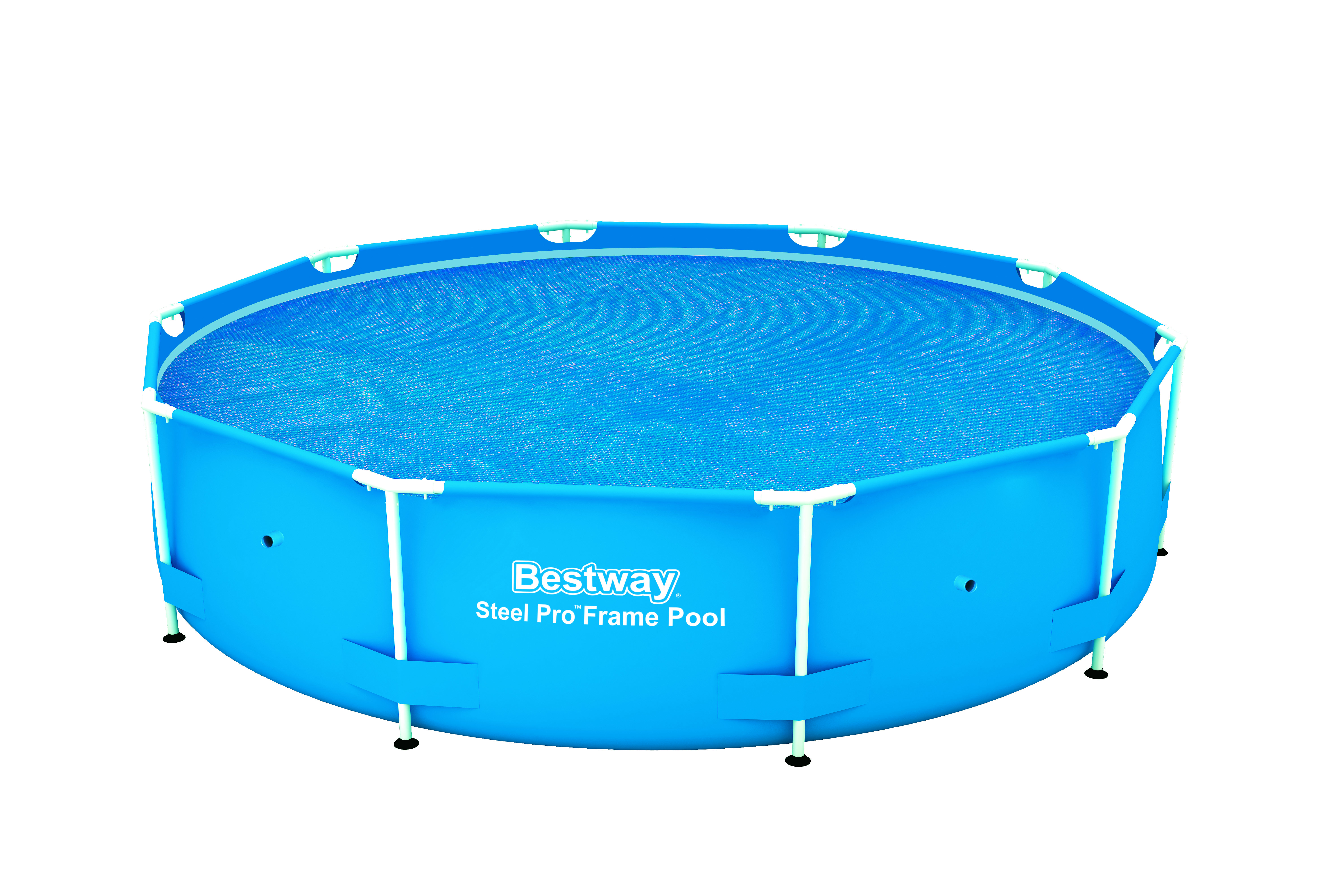 Image of   Bestway Round Solar Cover - 2,89 m