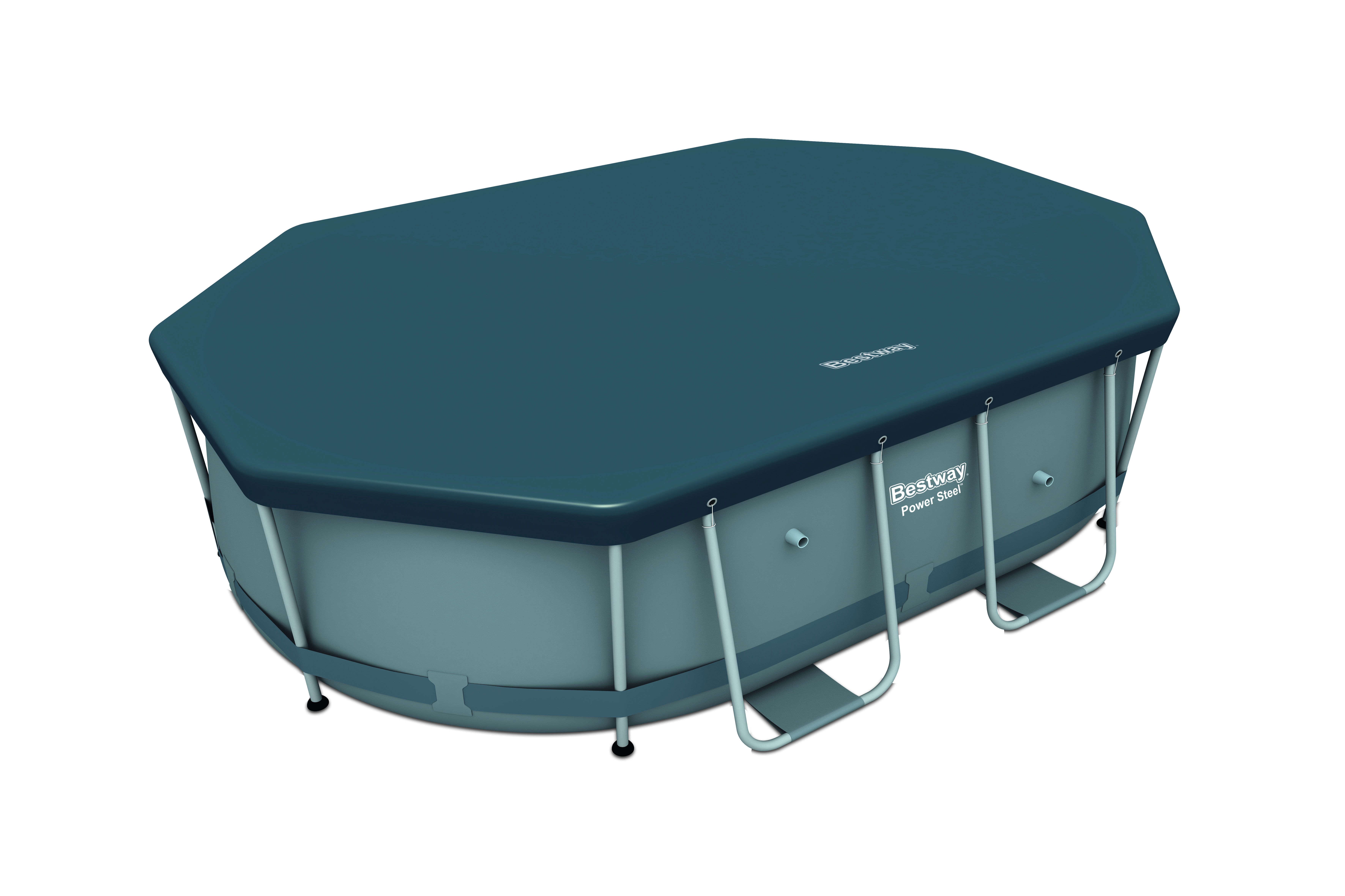 Image of   Bestway Levant Cover - Ovale 295 x 184 cm