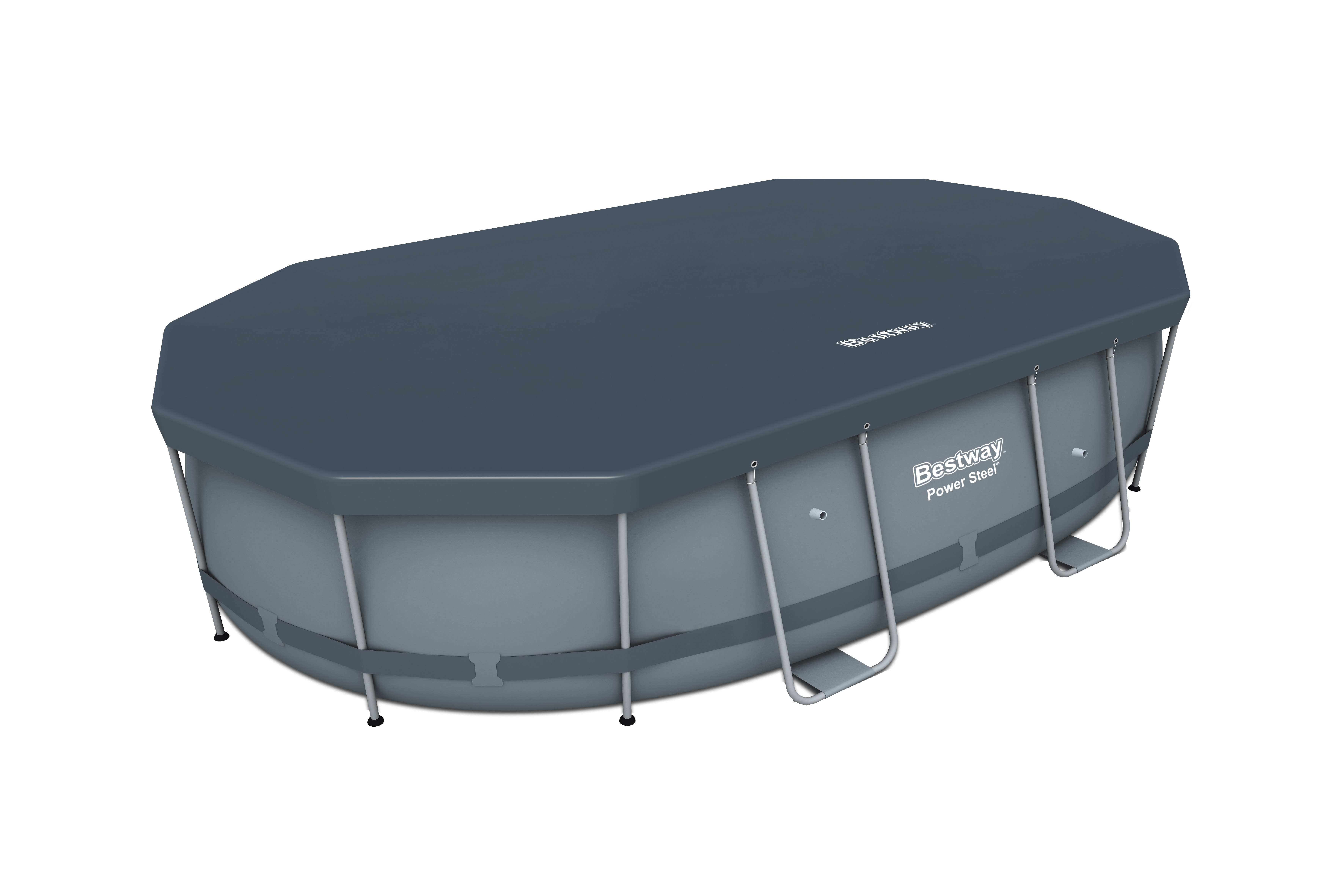 Image of   Bestway Levant Cover - Ovale 418 x 230 cm