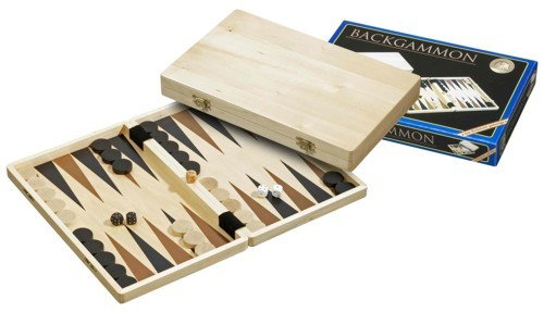 Image of   Backgammon Case - 33 x 21 cm