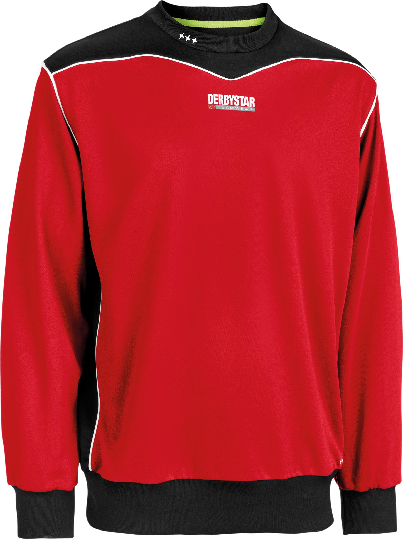 Billede af Derbystar Brillant Sweatshirt - Senior - Red - L