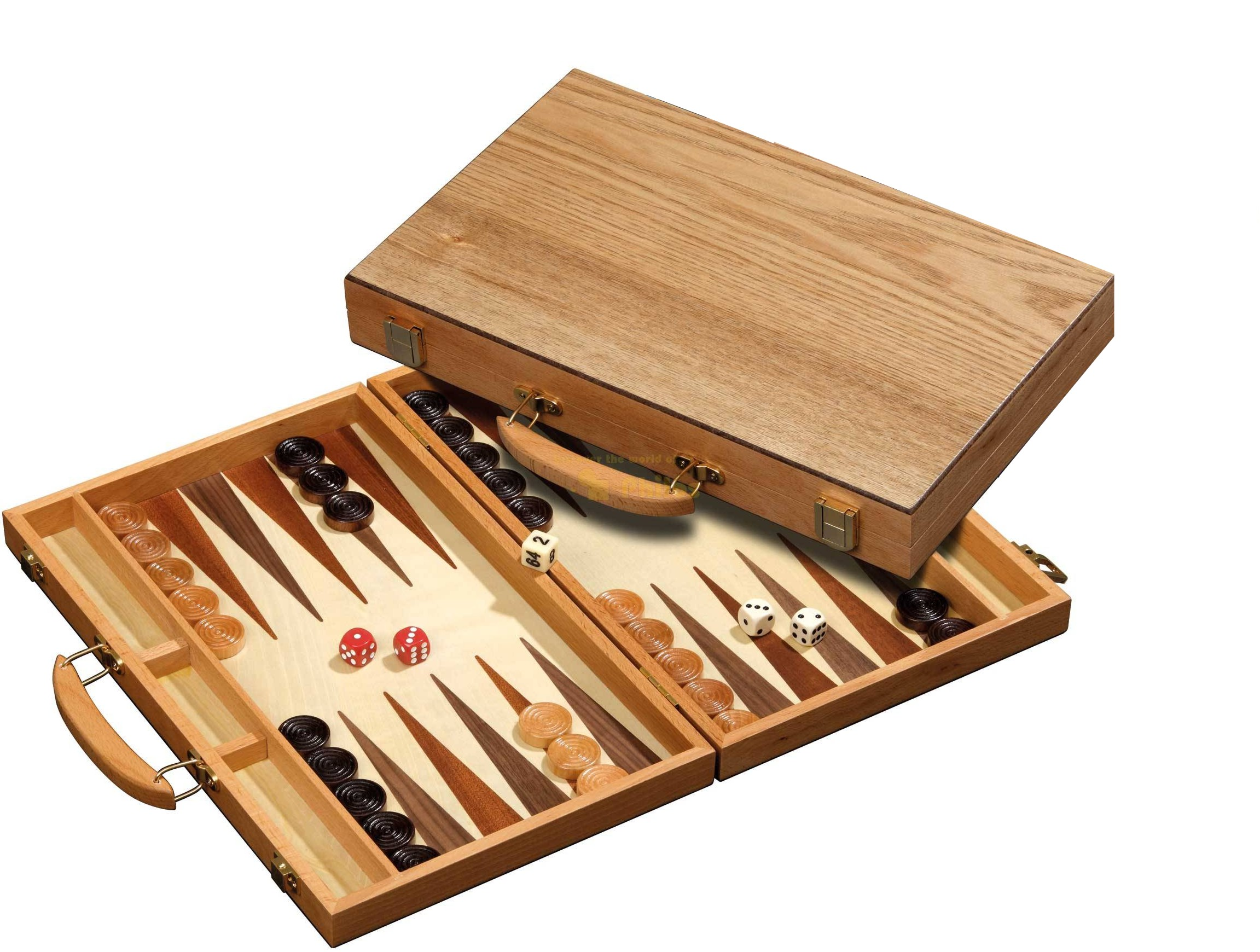 Image of   Backgammon Case - 38 x 25 cm