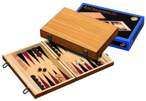 Image of   Backgammon Case 1181 - 35 x 23 cm