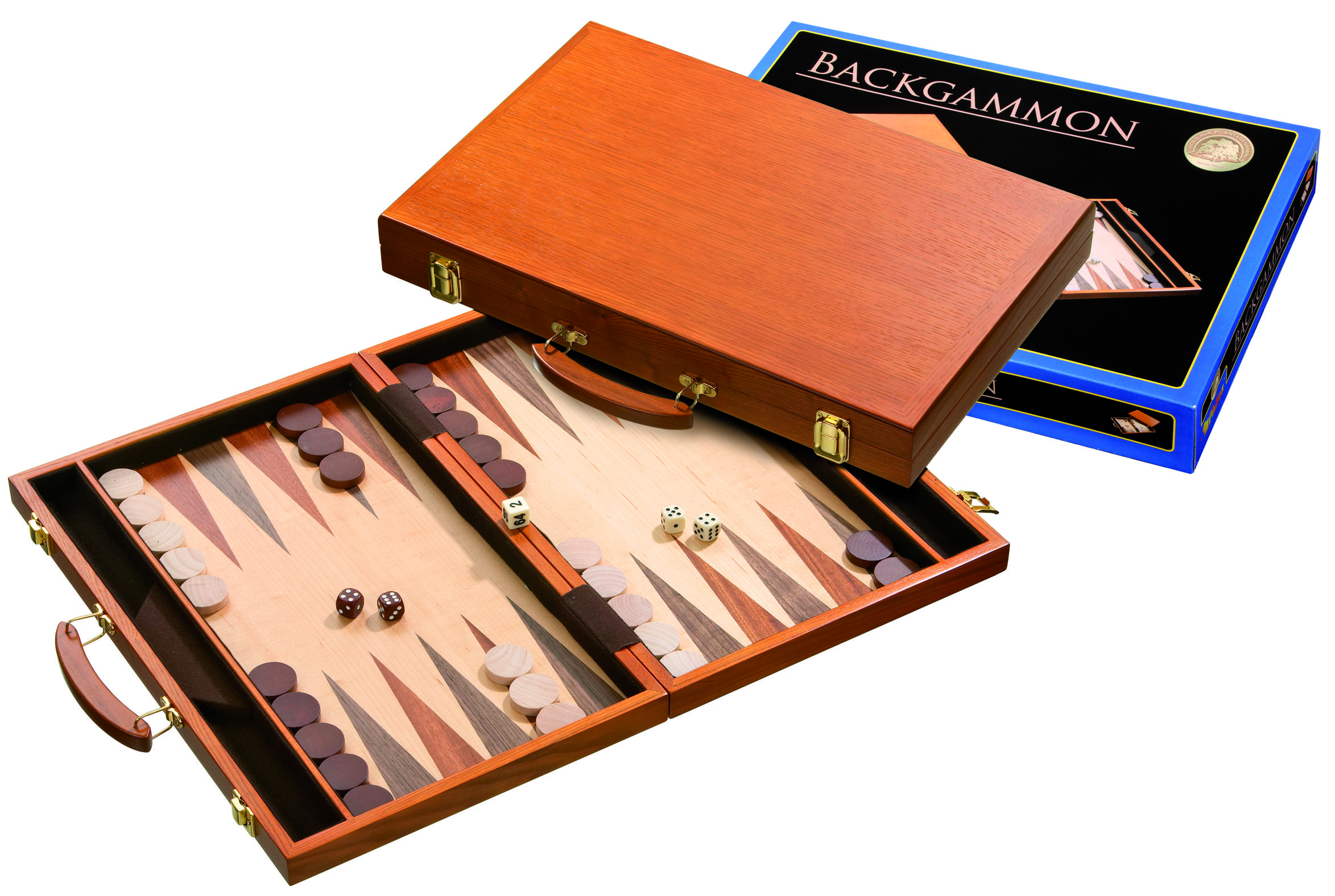 Image of   Backgammon Case 1104 - 40 x 30 cm