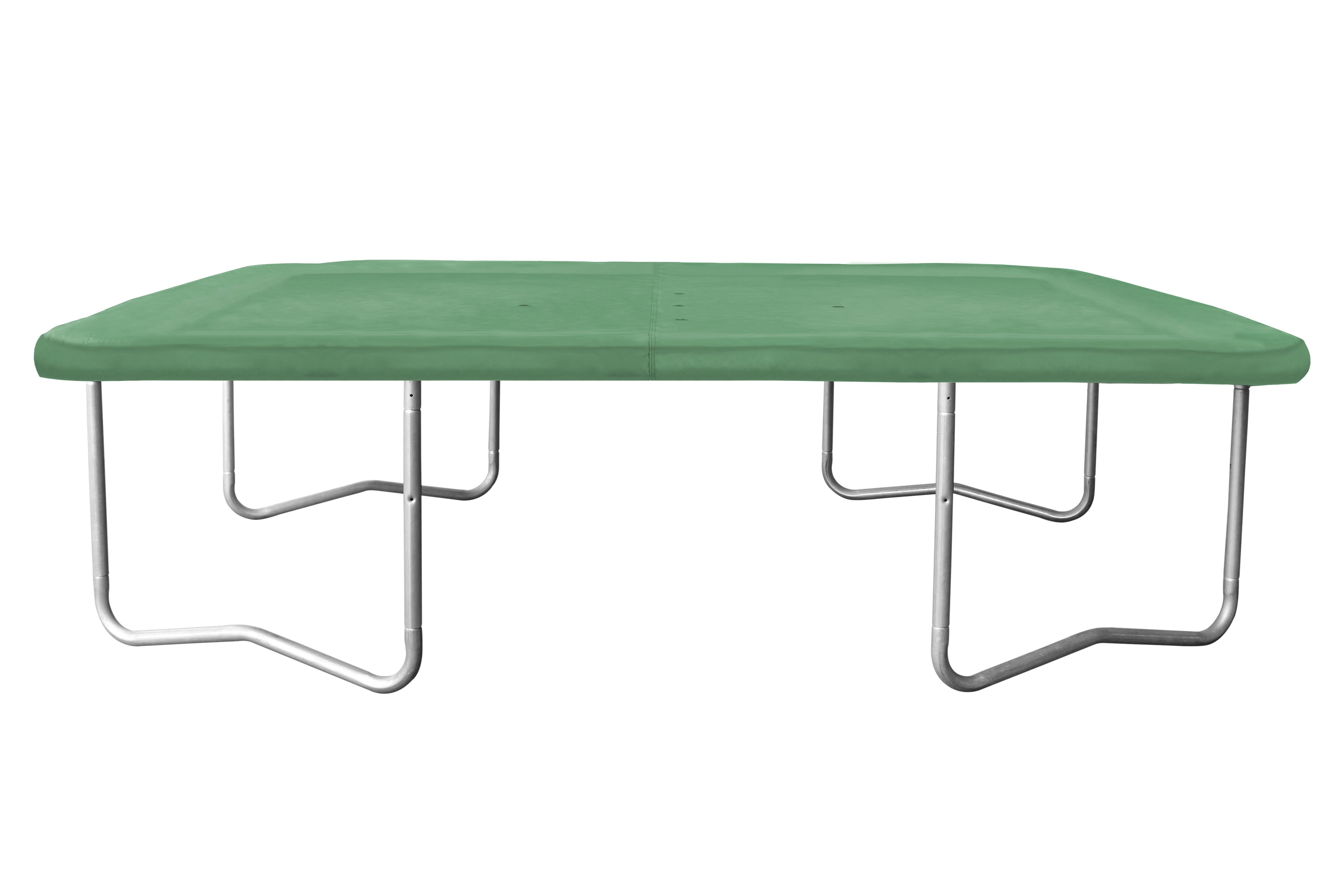 Salta 607 Trampoline Beschermhoes Groen voor Vierkante Trampoline 153 x 214cm