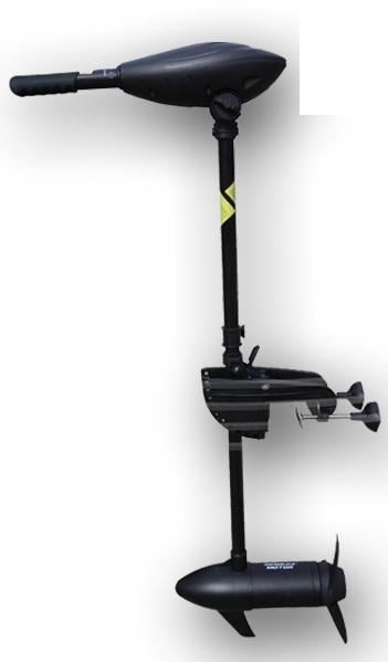 Image of   Aquaparx Outboard Motor - 60 LBS - 12 volt