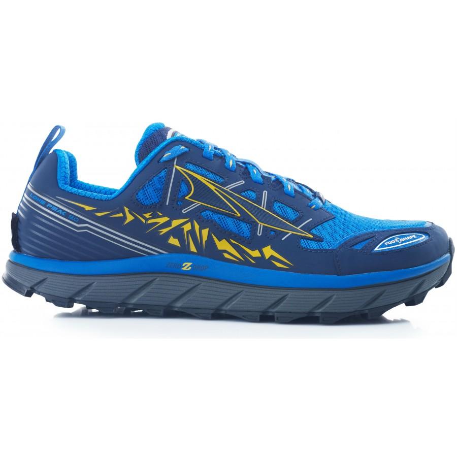 Image of   Altra ® Lone Peak 3 0,0 Mænd Trail Running sko - Blue
