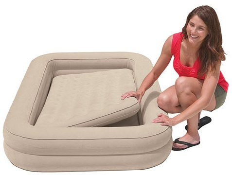 Image of   Intex Airbed Camping 168 x 107 x 25 cm