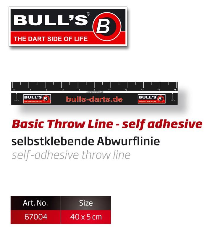 Image of   BULL'S Basic Throw Line