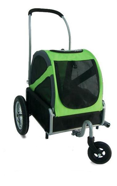 Kar Doggyride Mini Buggy Groen