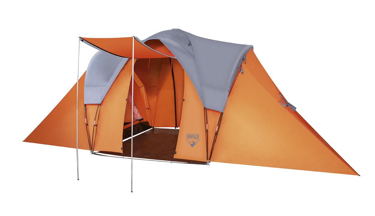 Bestway Campbase X6 Tent - 6 personen
