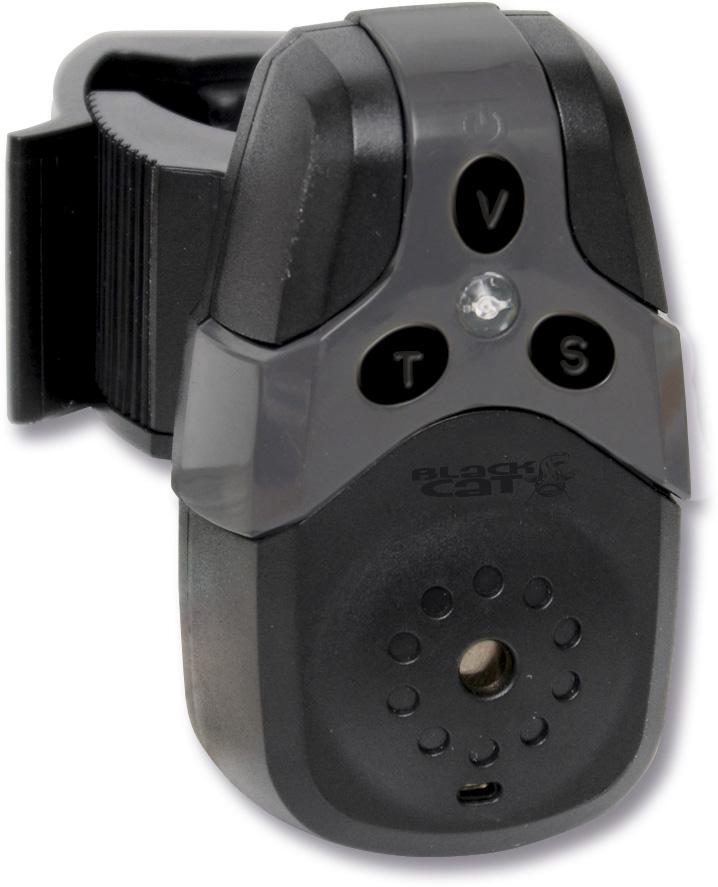 Image of   Black Cat Bite Alarm 2 - 1 stk