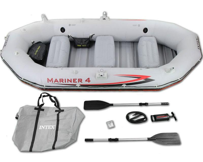 Image of   Intex Mariner 4 Inflatable Boat