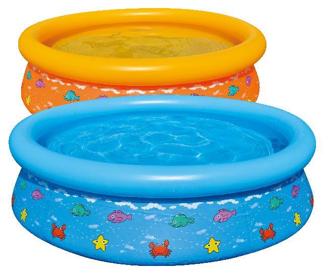 Zwembad vissen