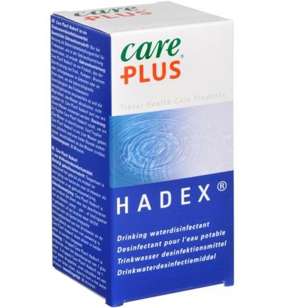 Image of   CarePlus hadex - vand desinfektionsmiddel, 30ml