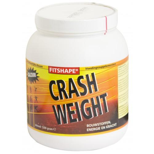 Image of   Fitshape Crash vægt 1200 g Vanilla
