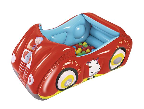 Fisher-Price Ballenbak Racewagen