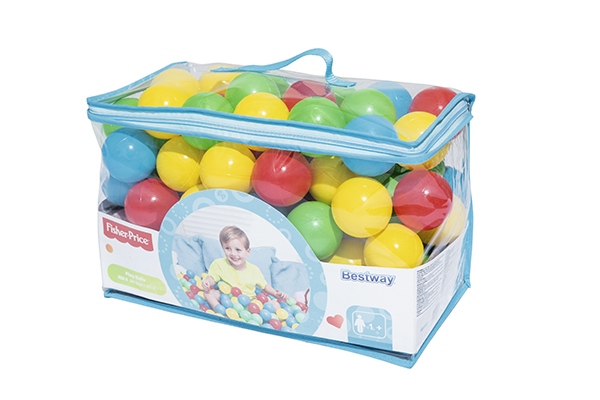 Image of   Bestway Fisher-Price Play balls - Multicolor
