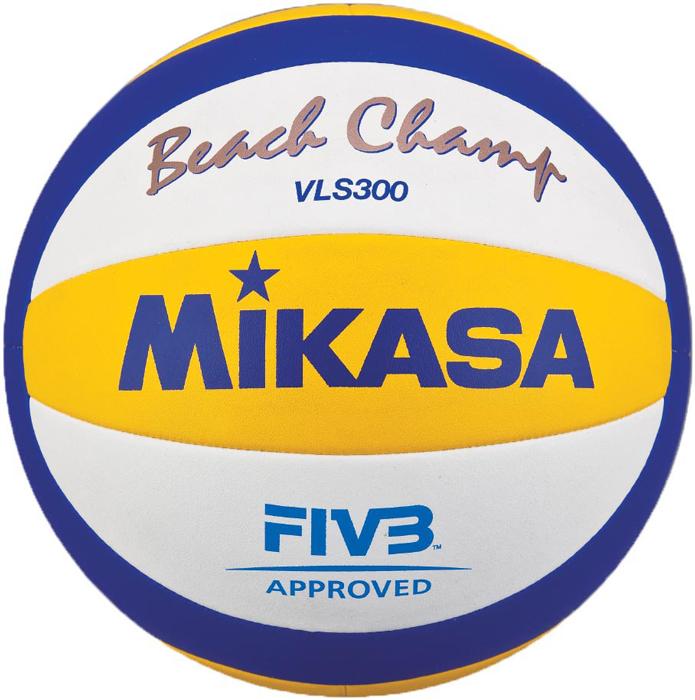 Image of   Mikasa P.VLS300 beachvolleyball størrelse 5