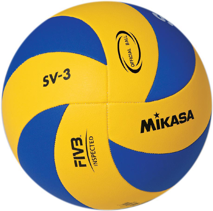 Image of   Mikasa SV-3 Volleyball størrelse 5
