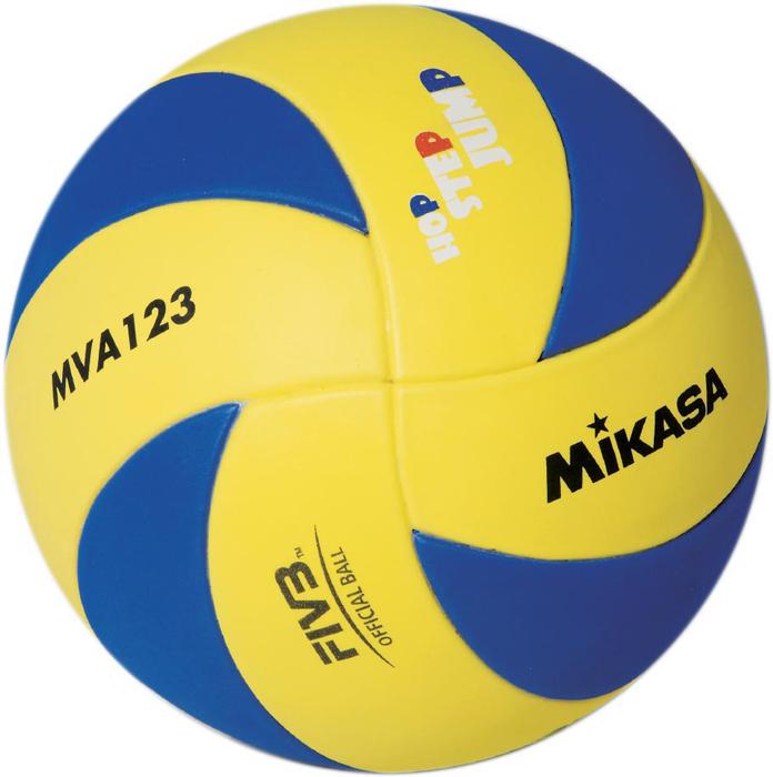 Image of   Mikasa MVA 123 Volleyball størrelse 5