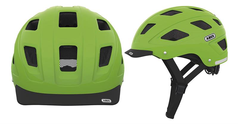 Image of   Abus Hyban Urban Helmet - Green - L