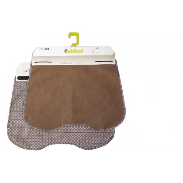 Au maison cushion joyful multi faded for Au maison cushion