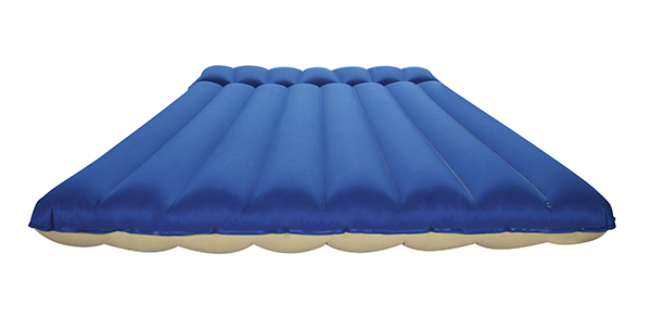 Image of   Bestway Double Airbed - Beige / Blue