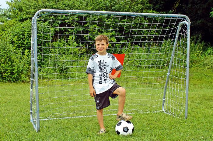 Image of   Bandito Fodboldmål med Mål Væg