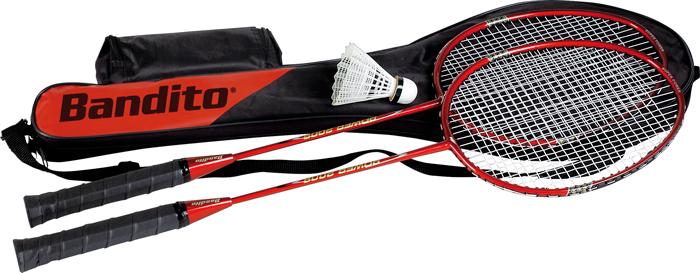Image of   Bandito 2 Player Badminton Set