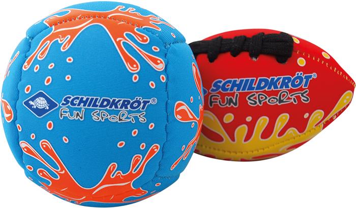 Image of   Buffalo Mini Ball Duo Pack - 9 cm i diameter