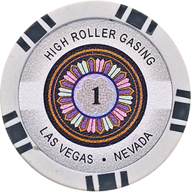 Image of   High Roller pl chips 1