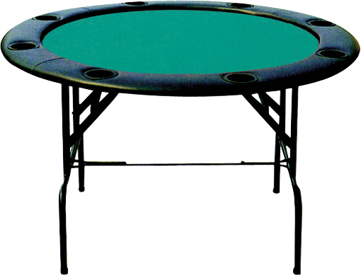 Image of   Buffalo Round Poker Table 120cm